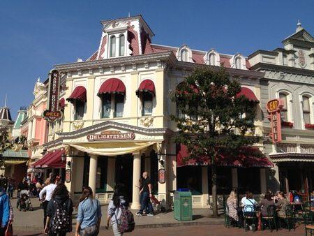 Disney butik i mainstreet